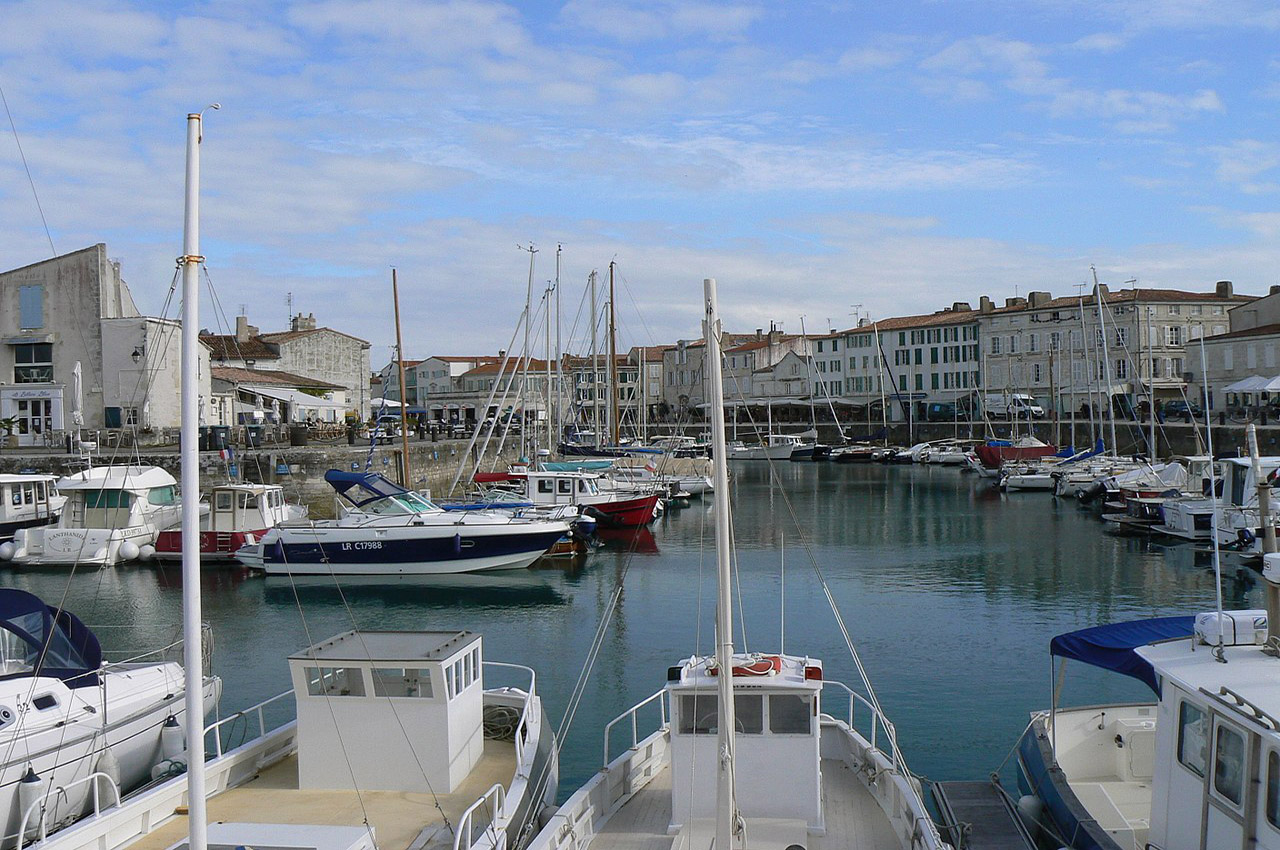 Port de Saint Martin de Re
